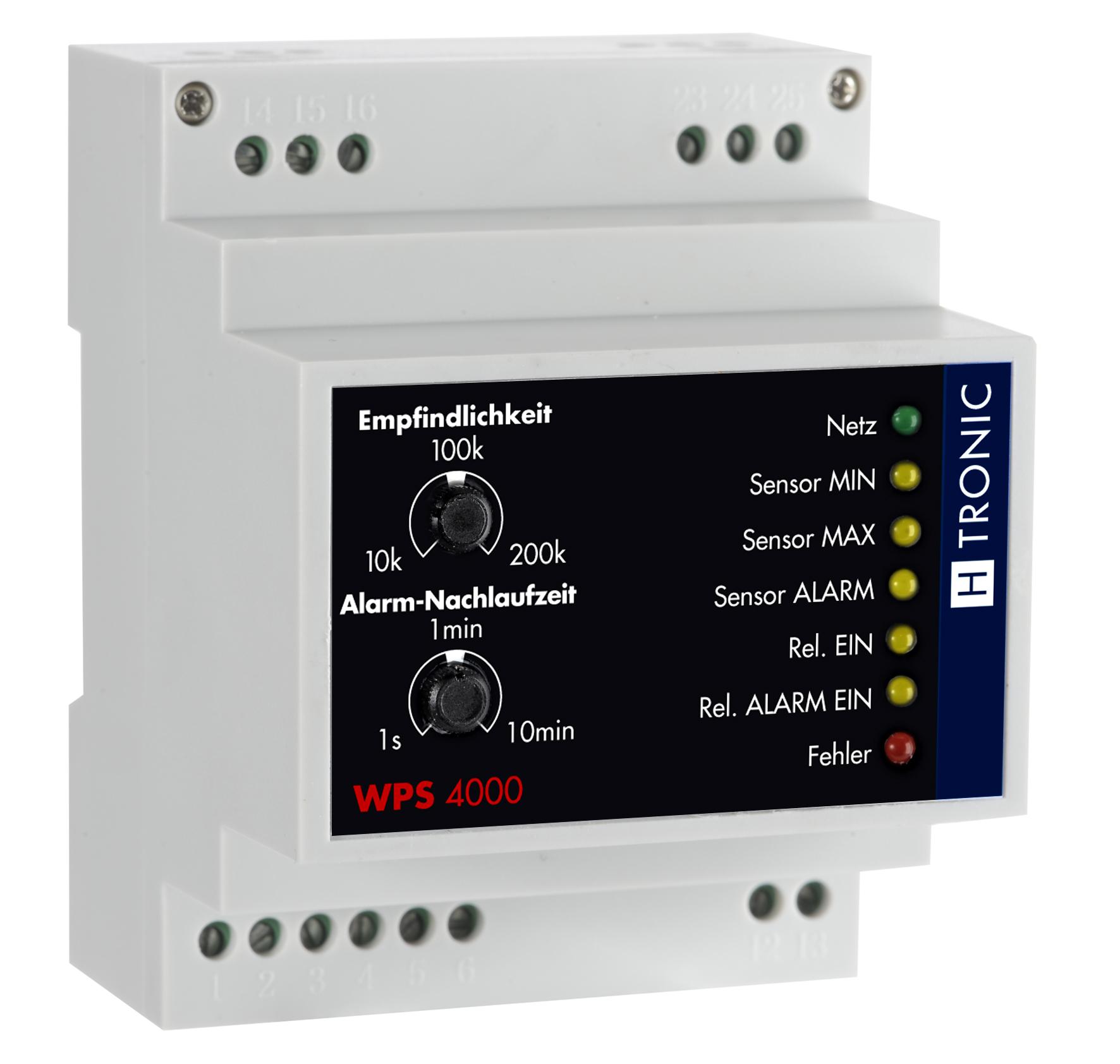 H-TRONIC WPS 4000 3 x WS 4010 Set Wasserpegelschalter 3 Sensoren